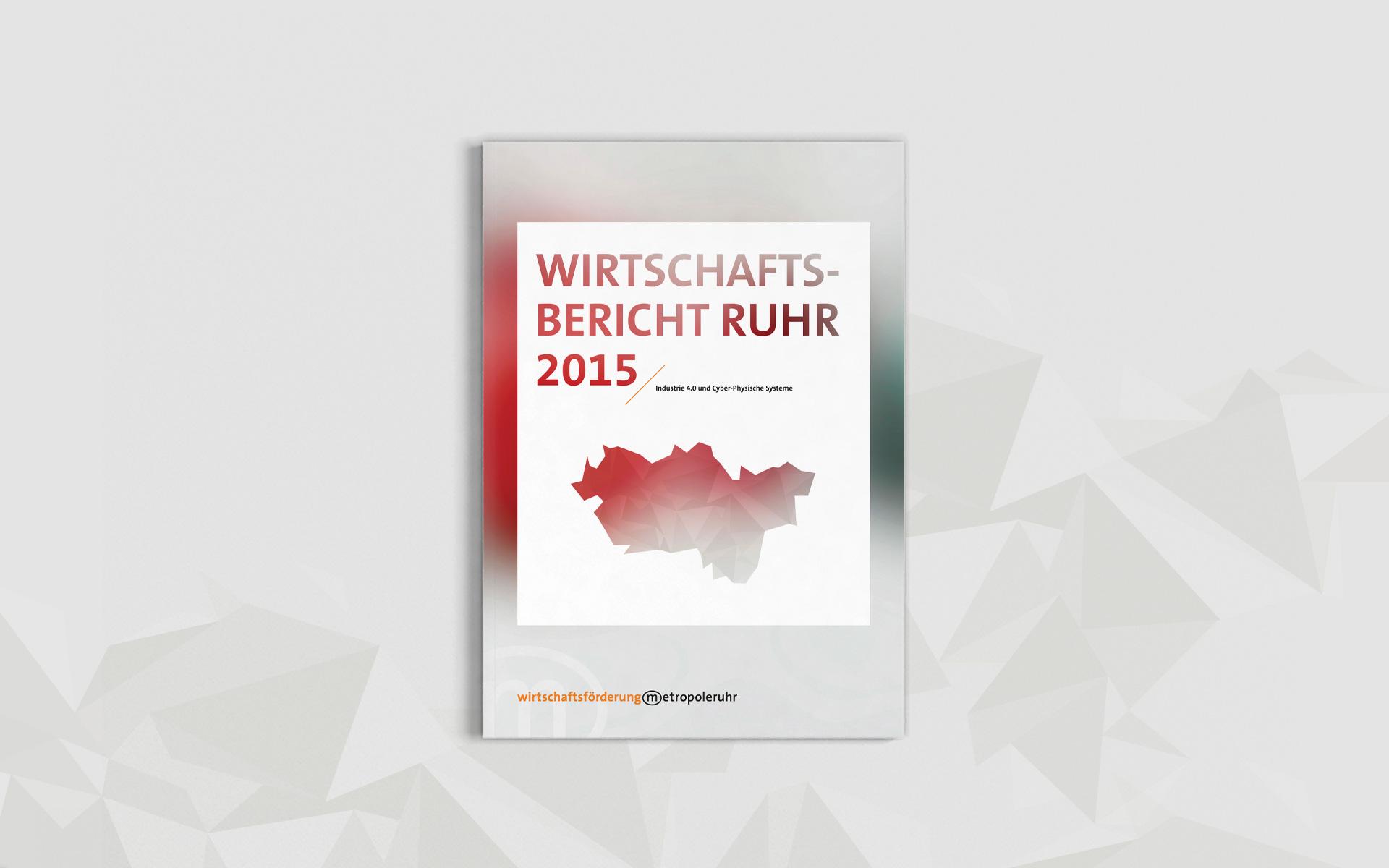 Wirtschaftsbericht Ruhr 2015