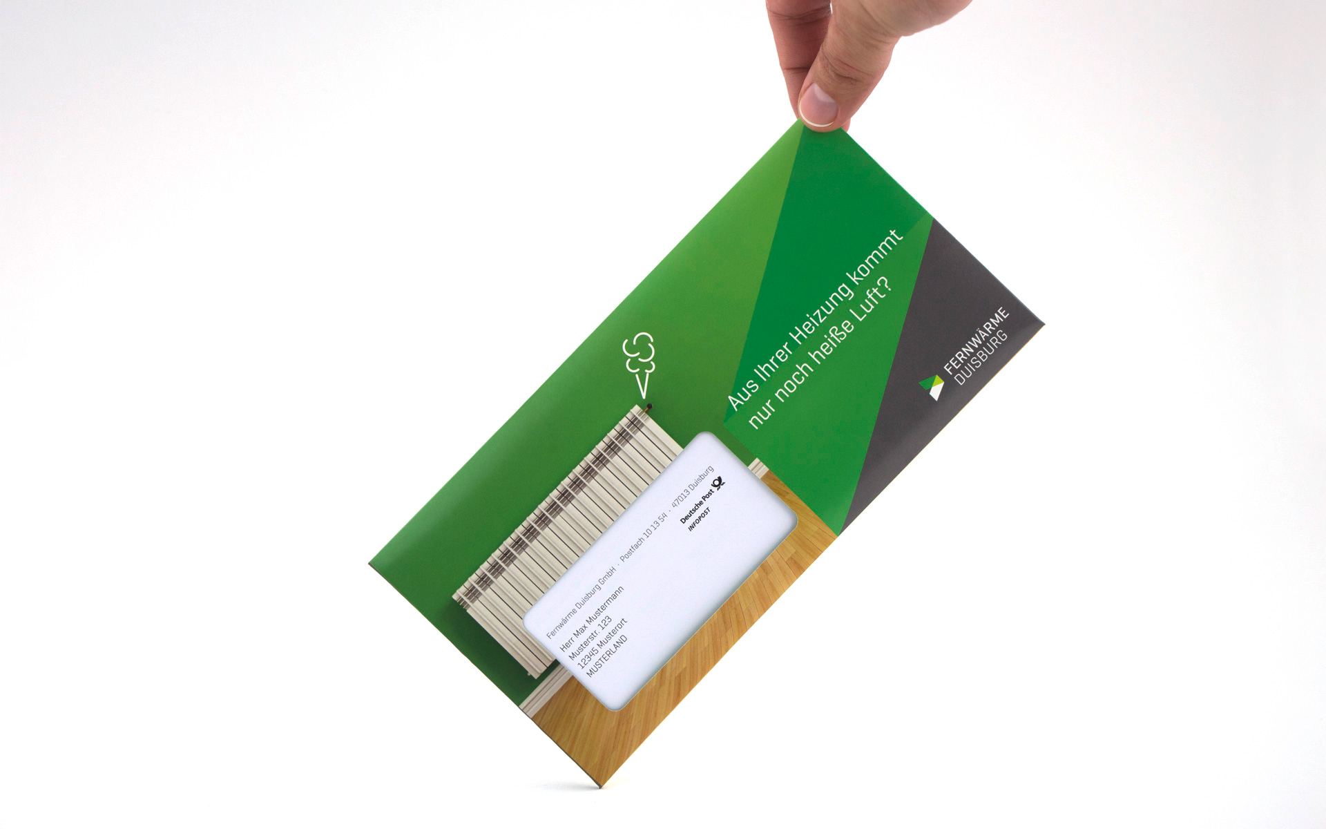 Fernwärme Duisburg GmbH-Mailing