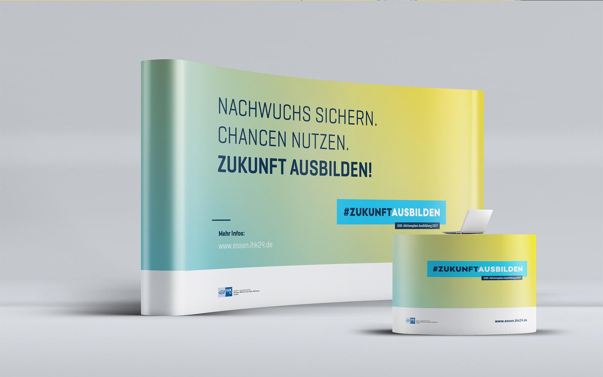 IHK-Ausbildungskampagne 2017