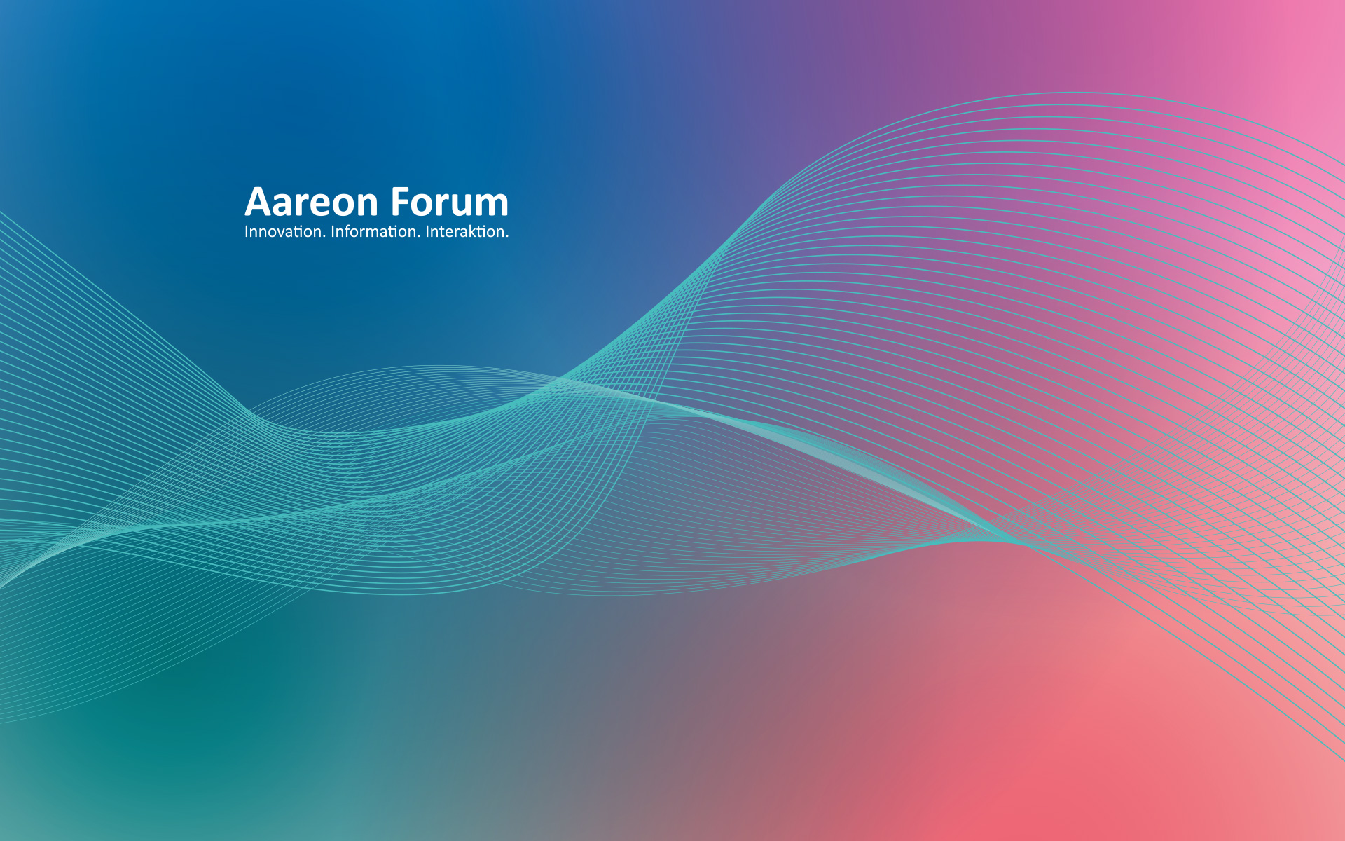 Aareon Forum 2018