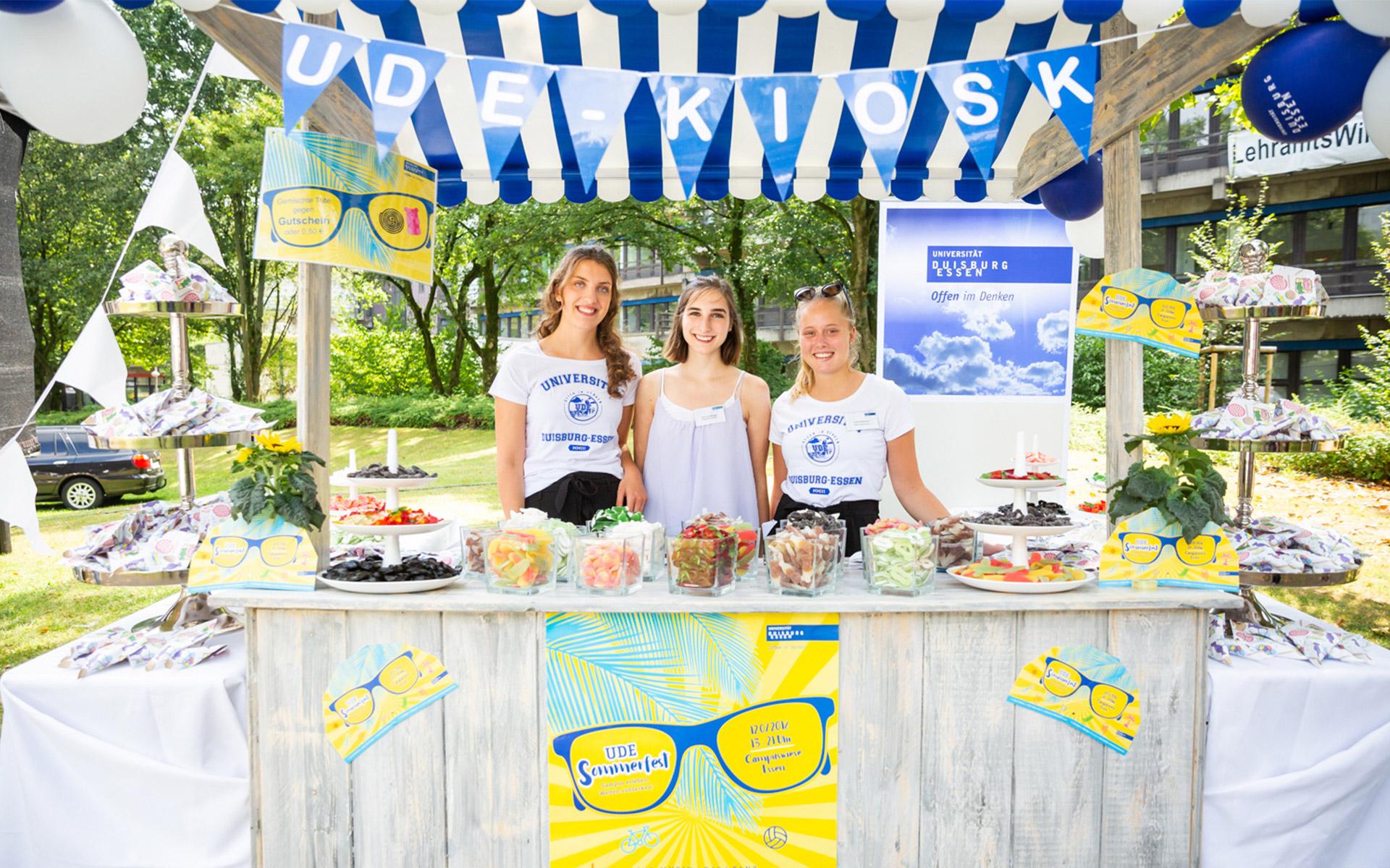 UDE-Sommerfest