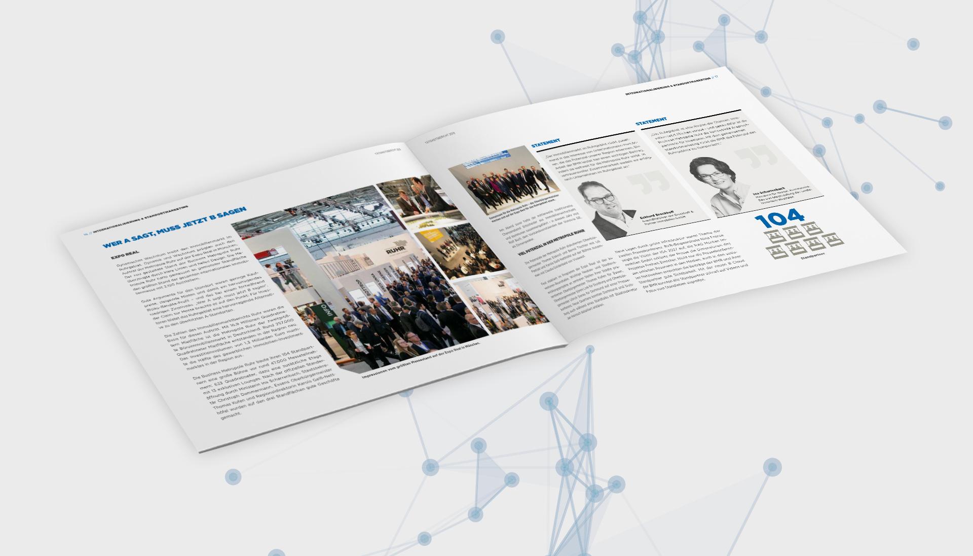 BMR-Tätigkeitsbericht 2019